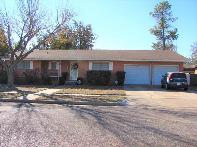 603 N 21st Street, Lamesa, TX 79331 (MLS #202010369) :: Stacey Rogers Real Estate Group at Keller Williams Realty