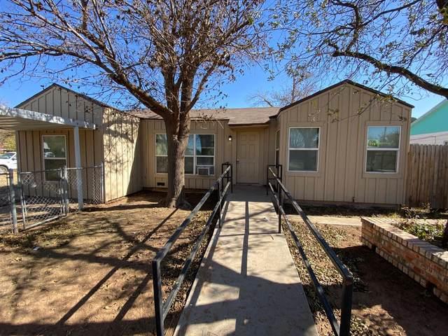 109 Ave U, Lubbock, TX 79415 (MLS #202010499) :: McDougal Realtors