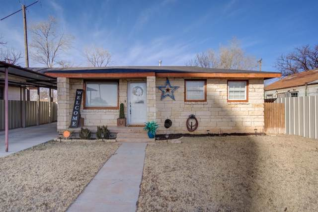 1715 Grant Street, Levelland, TX 79336 (MLS #202011531) :: Stacey Rogers Real Estate Group at Keller Williams Realty