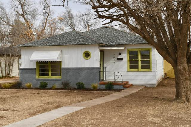2917 Canton Avenue, Lubbock, TX 79410 (MLS #202100546) :: Stacey Rogers Real Estate Group at Keller Williams Realty