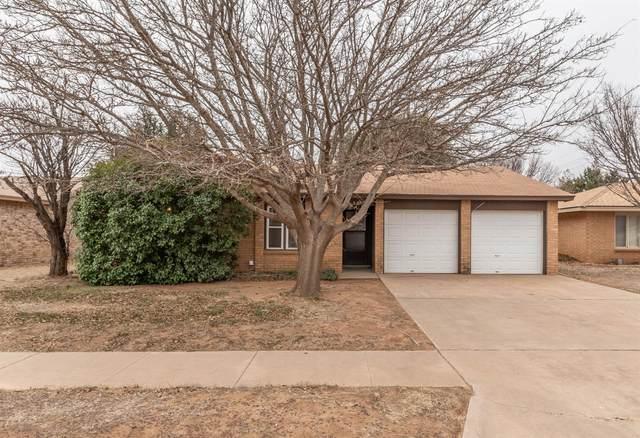 5733 93rd Street, Lubbock, TX 79424 (MLS #202100624) :: Lyons Realty