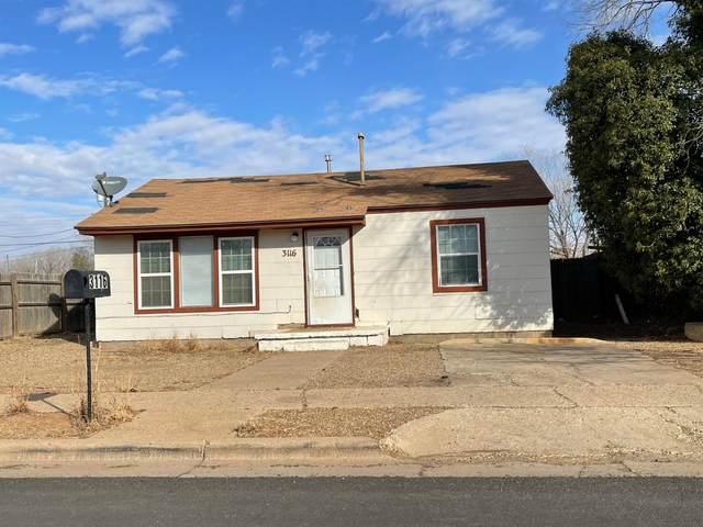 3116 Duke Street, Lubbock, TX 79415 (MLS #202100739) :: Duncan Realty Group