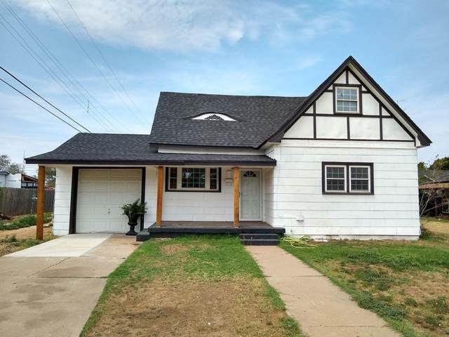 609 Nassau Street, Plainview, TX 79072 (MLS #202100917) :: Rafter Cross Realty