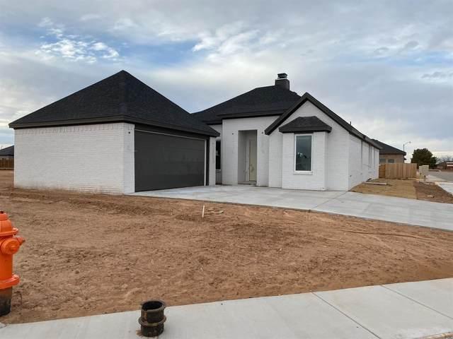 5602 117th Street, Lubbock, TX 79424 (MLS #202100924) :: Rafter Cross Realty