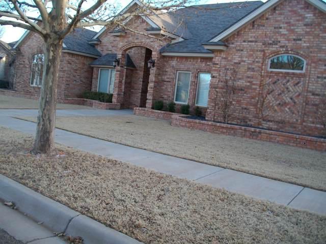 6103 91st Street, Lubbock, TX 79424 (MLS #202101007) :: Rafter Cross Realty