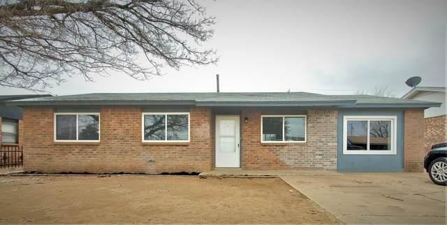 4625 Kemper Street, Lubbock, TX 79416 (MLS #202101410) :: Rafter Cross Realty