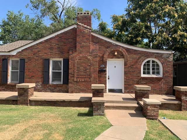 2420 22nd Street, Lubbock, TX 79411 (MLS #202102180) :: The Lindsey Bartley Team