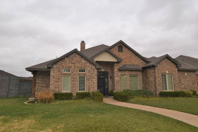 3905 100th Place, Lubbock, TX 79423 (MLS #202102407) :: McDougal Realtors