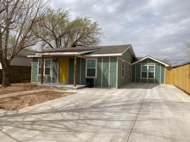 2520 Amherst Street, Lubbock, TX 79415 (MLS #202102846) :: Lyons Realty