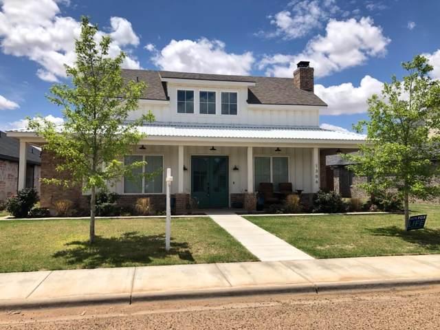 1306 Camelot Avenue, Wolfforth, TX 79382 (MLS #202103886) :: McDougal Realtors
