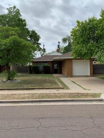 2615 27th Street, Lubbock, TX 79410 (MLS #202104212) :: Reside in Lubbock | Keller Williams Realty
