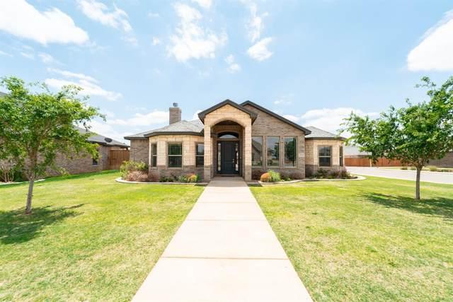 3519 133rd Street, Lubbock, TX 79423 (MLS #202104276) :: McDougal Realtors