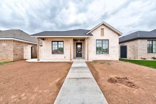 3809 59th, Lubbock, TX 79413 (MLS #202104302) :: McDougal Realtors