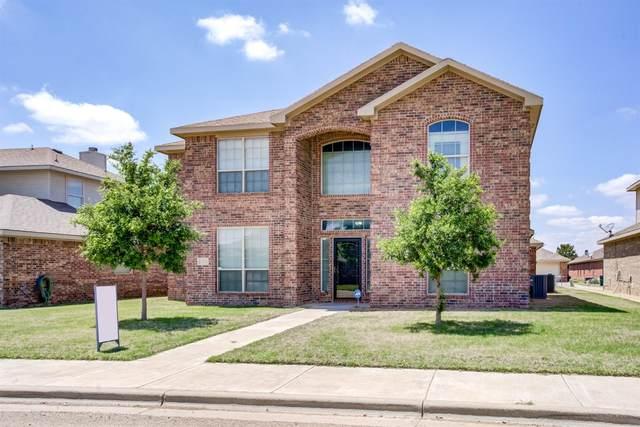10204 Homestead Avenue, Lubbock, TX 79424 (MLS #202104348) :: McDougal Realtors