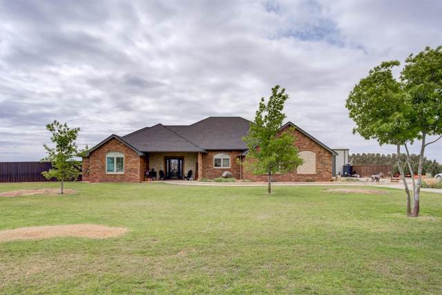 5101 County Road 7930, Lubbock, TX 79424 (MLS #202104418) :: McDougal Realtors