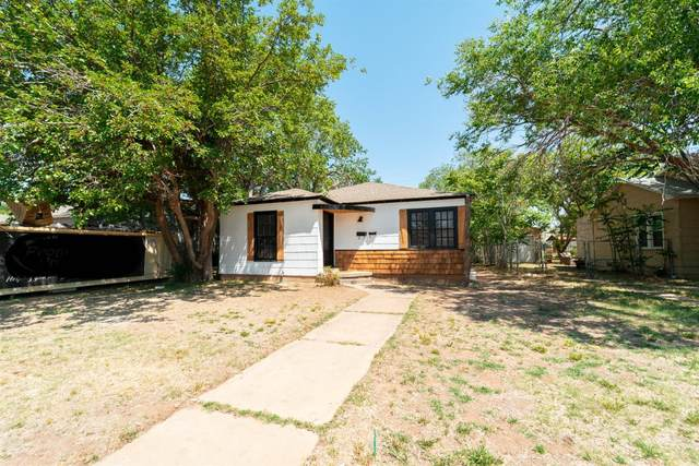 2816 33rd Street, Lubbock, TX 79410 (MLS #202104590) :: Duncan Realty Group