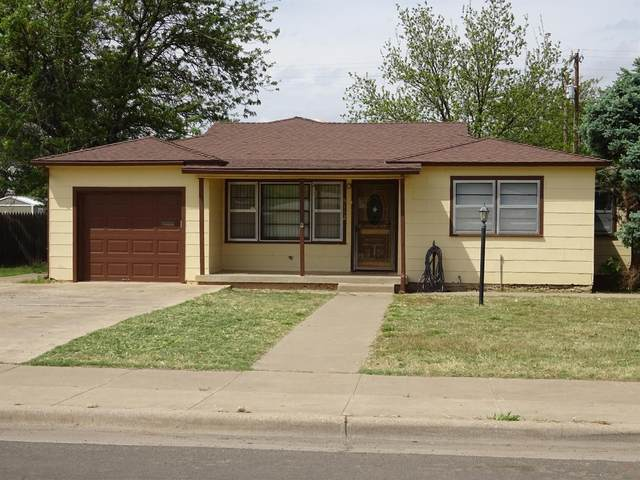 5112 41st Street, Lubbock, TX 79414 (MLS #202104622) :: The Lindsey Bartley Team