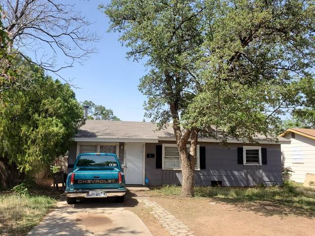 5022 39th Street, Lubbock, TX 79414 (MLS #202104773) :: McDougal Realtors
