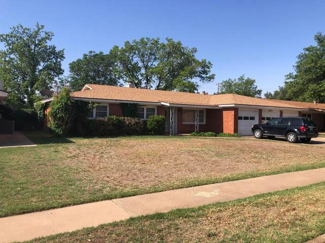 4605 30th Street, Lubbock, TX 79410 (MLS #202104852) :: McDougal Realtors