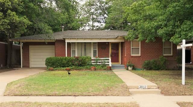 3812 23rd Street, Lubbock, TX 79410 (MLS #202104881) :: Reside in Lubbock | Keller Williams Realty