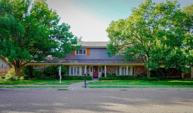 4632 89th Street, Lubbock, TX 79424 (MLS #202105053) :: Reside in Lubbock | Keller Williams Realty