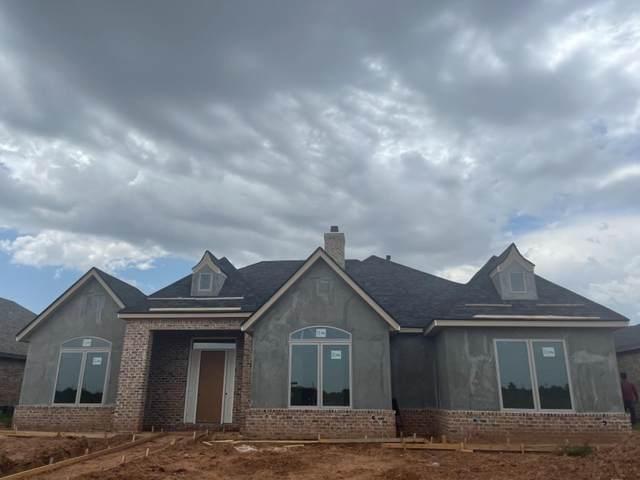 3703 117th Street, Lubbock, TX 79423 (MLS #202103806) :: Reside in Lubbock   Keller Williams Realty