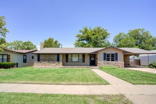 3706 38th Street, Lubbock, TX 79413 (MLS #202105977) :: McDougal Realtors