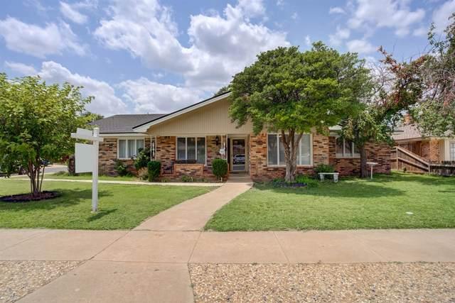 7806 Louisville Avenue, Lubbock, TX 79423 (MLS #202106694) :: Reside in Lubbock | Keller Williams Realty