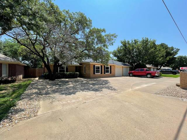 8203 Chicago Avenue, Lubbock, TX 79424 (MLS #202107099) :: Better Homes and Gardens Real Estate Blu Realty