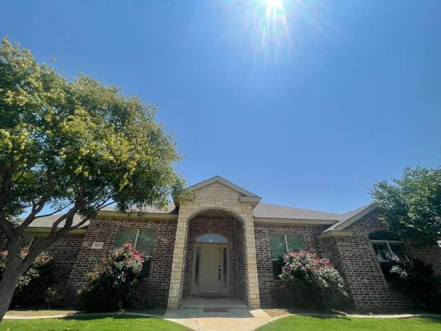5817 111th Street, Lubbock, TX 79424 (MLS #202107659) :: The Lindsey Bartley Team