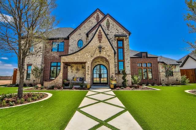 3915 149th Street, Lubbock, TX 79423 (MLS #202108039) :: Rafter Cross Realty