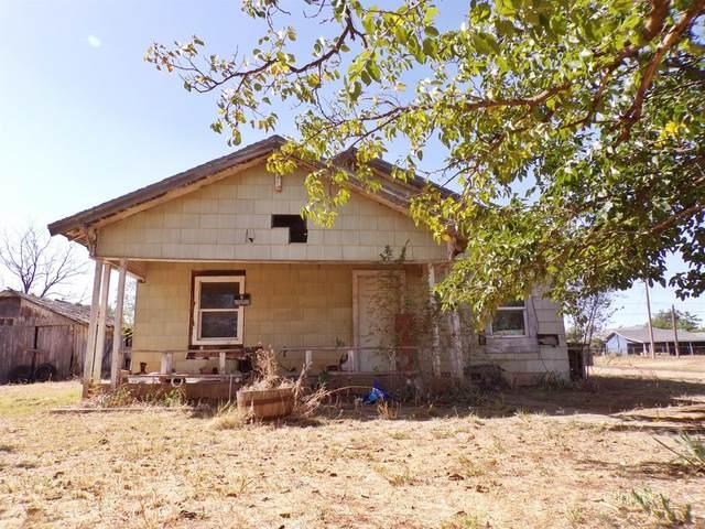 404 S Crosby Street, Crosbyton, TX 79322 (MLS #202109528) :: Reside in Lubbock | Keller Williams Realty