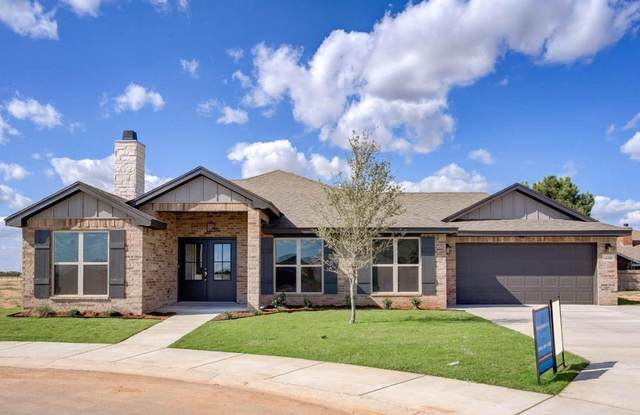 410 Cowboy Lane, Wolfforth, TX 79382 (MLS #202109571) :: The Lindsey Bartley Team