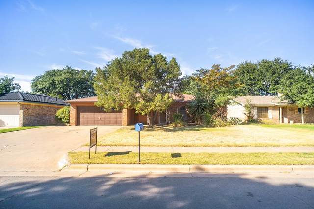 4706 78th Street, Lubbock, TX 79424 (MLS #202109457) :: The Lindsey Bartley Team