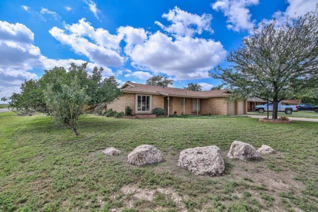 11 Elm Drive, Ransom Canyon, TX 79366 (MLS #201808983) :: Lyons Realty