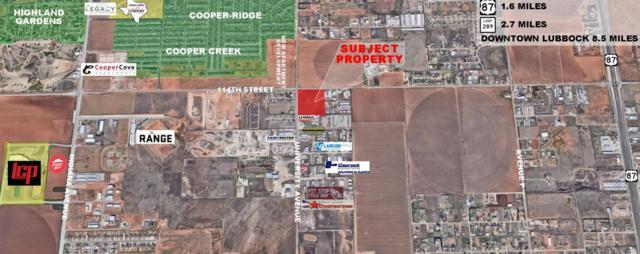11401 University, Lubbock, TX 79423 (MLS #201900470) :: McDougal Realtors