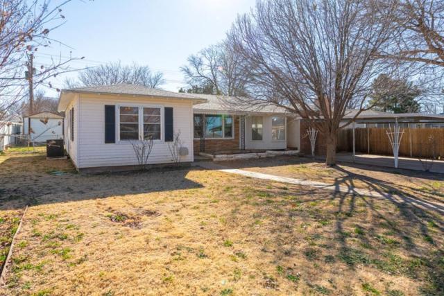 4207 43rd Street, Lubbock, TX 79413 (MLS #201900622) :: Lyons Realty