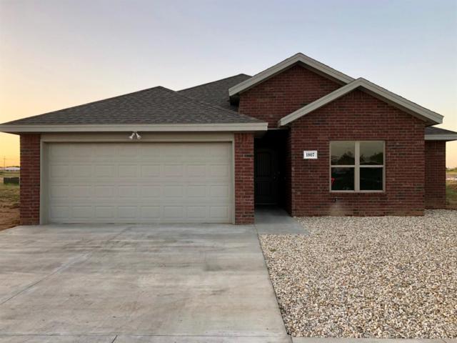 1807 E Grinnell Street, Lubbock, TX 79403 (MLS #201902413) :: McDougal Realtors