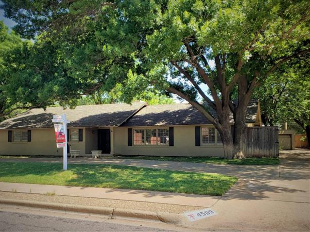 4509 15th Street, Lubbock, TX 79416 (MLS #201903563) :: Reside in Lubbock | Keller Williams Realty