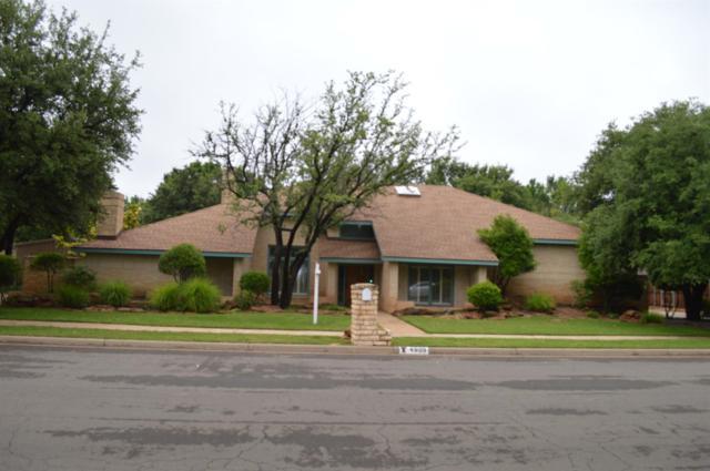 4909 77th Street, Lubbock, TX 79424 (MLS #201903576) :: McDougal Realtors