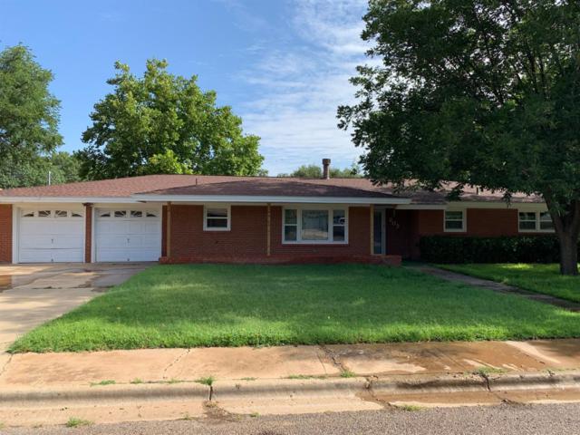207 Tanglewood Lane, Levelland, TX 79336 (MLS #201906103) :: McDougal Realtors