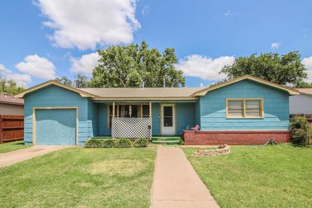 3004 48th Street, Lubbock, TX 79413 (MLS #201906863) :: Stacey Rogers Real Estate Group at Keller Williams Realty