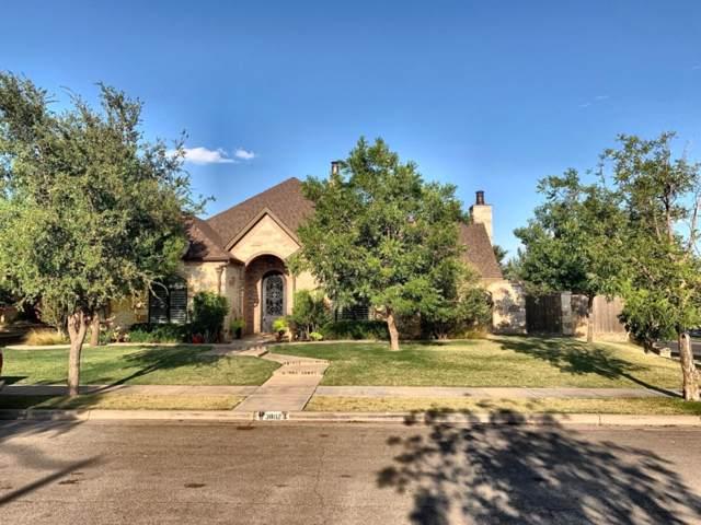 3802 109th Street, Lubbock, TX 79423 (MLS #201906912) :: Lyons Realty