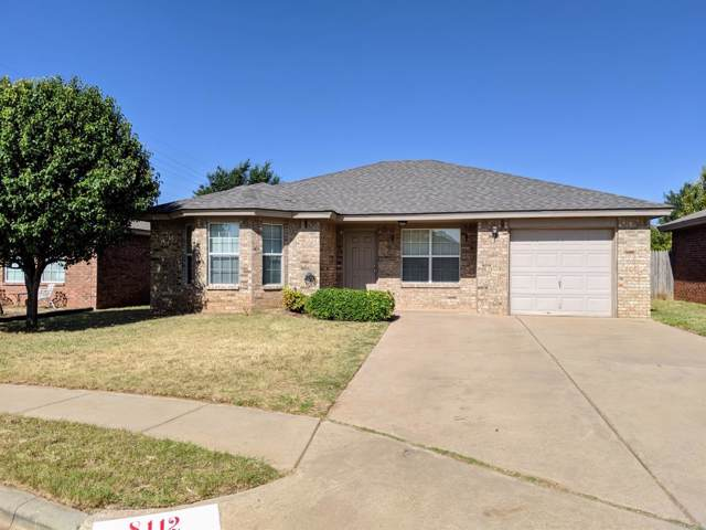 8112 Sherman Avenue, Lubbock, TX 79423 (MLS #201907490) :: Stacey Rogers Real Estate Group at Keller Williams Realty