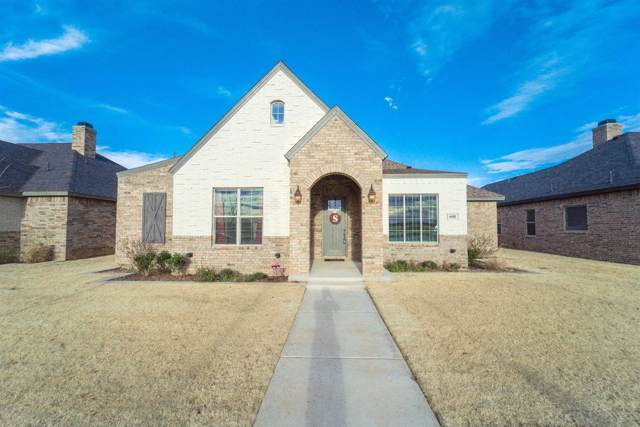 601 Buckingham Avenue, Wolfforth, TX 79382 (MLS #201910278) :: Lyons Realty