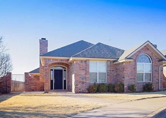 10608 Wayne Avenue, Lubbock, TX 79424 (MLS #202000066) :: McDougal Realtors