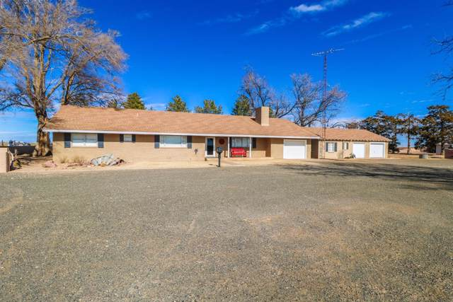 91 County Road 213, Muleshoe, TX 79347 (MLS #202000567) :: Lyons Realty