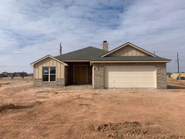 747 Ventoso Circle, Wolfforth, TX 79382 (MLS #202001518) :: The Lindsey Bartley Team