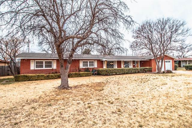 2507 57th Street, Lubbock, TX 79413 (MLS #202001934) :: Stacey Rogers Real Estate Group at Keller Williams Realty