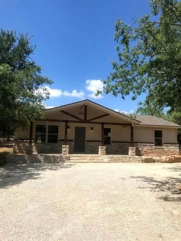 1532 Hummingbird, Graford, TX 76449 (MLS #202002571) :: McDougal Realtors